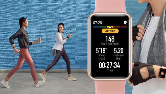 ¡Huawei Watch Fit bajo prueba! Analizamos los cursos de entrenamiento con un profesional y estos son los resultados
