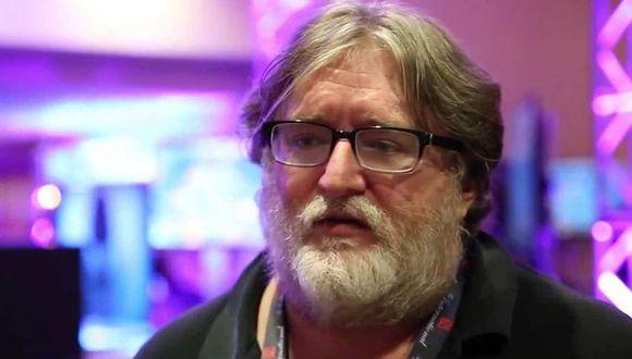 Gabe Newell, dueño de Valve, considera que la competencia entre Steam y Epic Games Store es favorable para la industria de los videojuegos.
