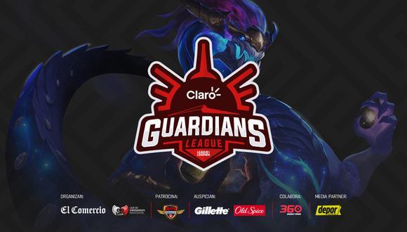 Claro Guardians League. (Difusión)