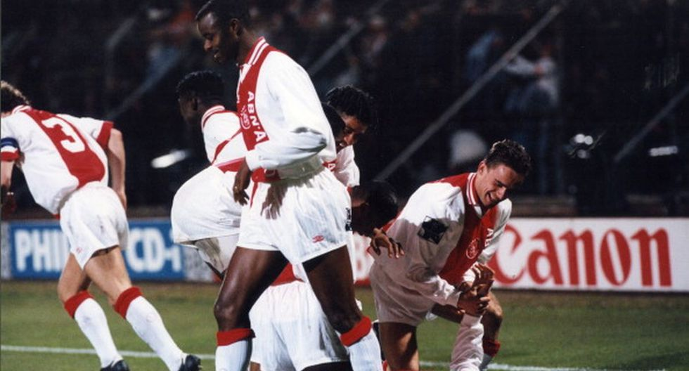 12. Ajax - 1995 y 1996 (2) (Getty)