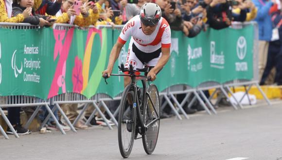 Israel Hilario ganó la segunda medalla de oro para Perú. (Foto: Jesús Saucedo - GEC)