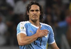 ¿Cavani pudo ser de Boca? El uruguayo revela conversación con Riquelme ante de fichar por Manchester United