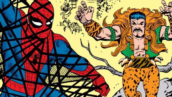 Spider-Man vs. Kraven (Marvel)
