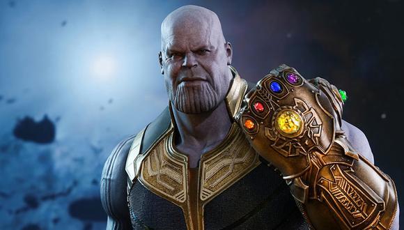 'Avengers: Infinity War' Thanos (Foto: Marvel Studios)