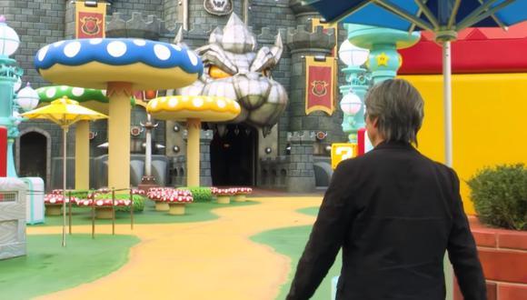 El parque temático Universal Studios Japón anunció su próxima fecha de apertura, luego de varios retrasos por la pandemia. (Foto:  Nintendo / YouTube)