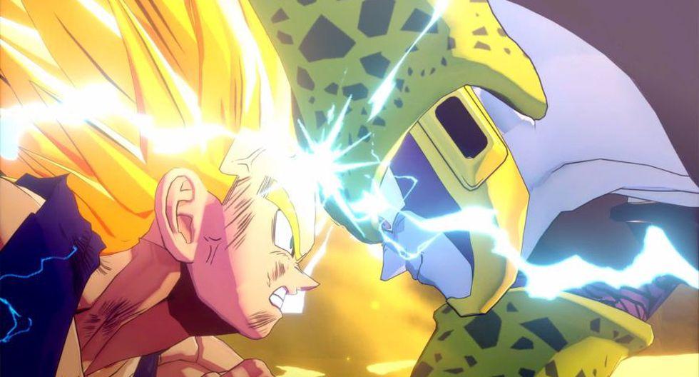 Imágenes de Dragon Ball Z: Kakarot