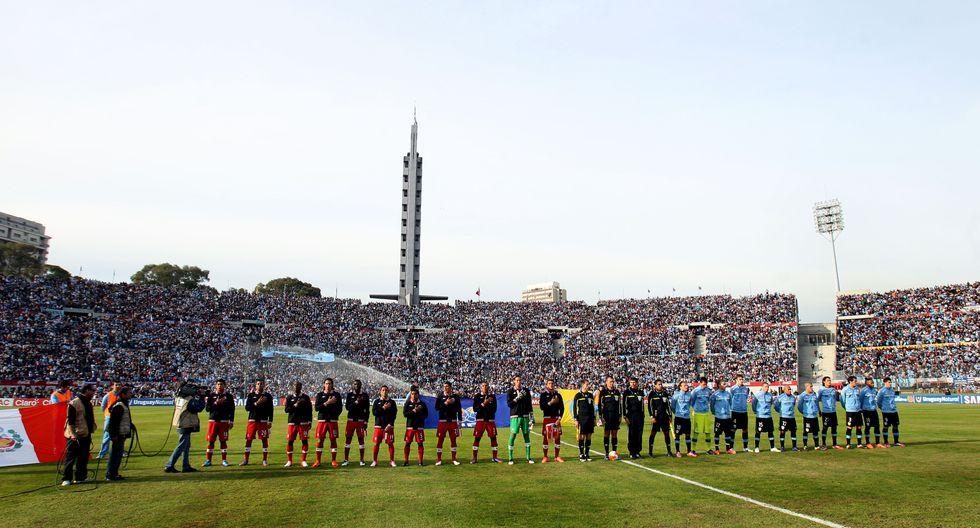 Estadio Centenario de Montevideo fue testigo del primer Mundial de fútbol en la historia. (GEC)