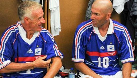 Didier Deschamps es técnico de la Selección de Francia desde el 2012. (Foto: Getty)