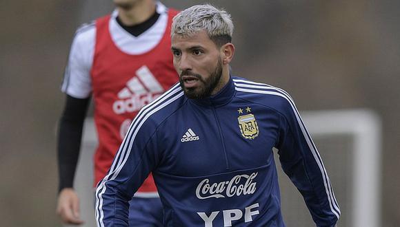 Sergio Agüeroes el jugador más joven en debutar en la primera división de Argentina con 15 años un mes y cinco días. (Foto: AFP)