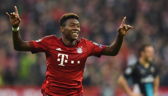 El DT de Bayern Munich se pronunció sobre el caso de David Alaba. (Foto: AFP)