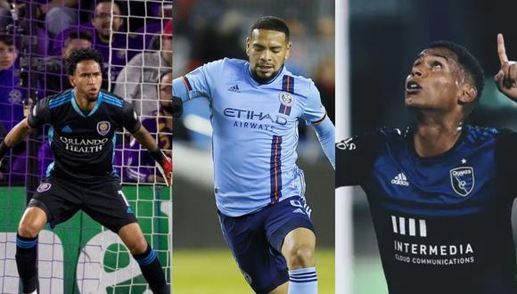Gallese, Callens y López fueron nominados a los premios MLS 2020-