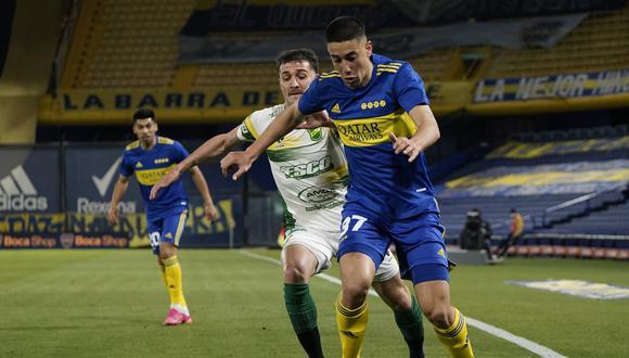 Boca vs. Patronato (0-0): goles, resultado, resumen, mejores jugadas e  incidencias de partido por la Liga Profesional Argentina |  FUTBOL-INTERNACIONAL | DEPOR
