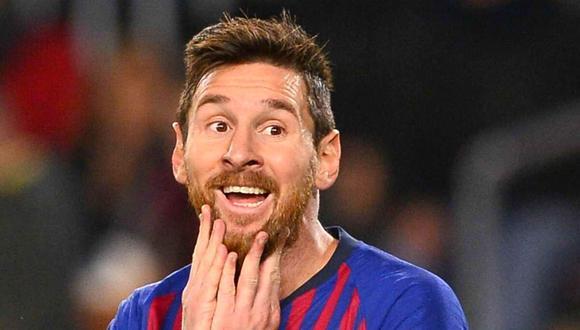 Lionel Messi tiene contrato con el Barcelona hasta mediados de año. (Foto: Getty Images)