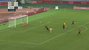 Tokio 2020: Brasil goleó 4-1 a Alemania con 'hat-trick' de Richarlison