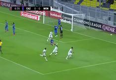 Sueñan con la final: Meza marcó el primero del Cruz Azul vs. Monterrey [VIDEO]