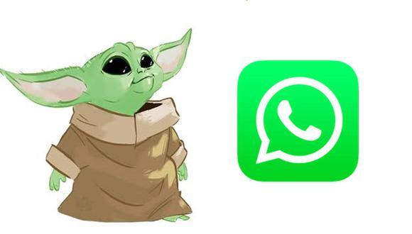 ¿Quieres tener los stickers de 'Baby Yoda' en WhatsApp? Entonces esto es lo que debes hacer. (Foto: Depor)