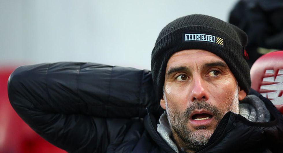 Josep Guardiola afronta su cuarta temporada en el Manchester City. (Getty Images)
