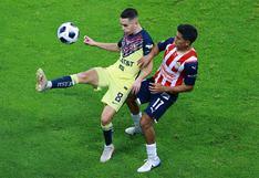 Chivas y América empataron sin goles por el 'Clásico Nacional' del torneo Apertura 2021