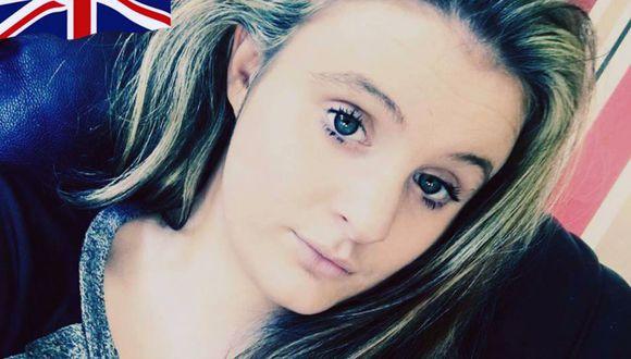 Joven británica de 21 años falleció por coronavirus, sin tener enfermedades previas. (Foto: redes sociales)