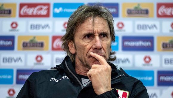 Ricardo Gareca dio conferencia de prensa y confía en un buen juego ante Uruguay por el amistoso FIFA en Montevideo.
