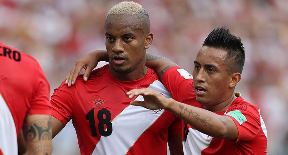 Ricardo Gareca buscará reivindicarse ante Chile tras dos derrotas consecutivas. André Carrillo y Christian Cueva serán sus armas de ataque. (Foto: Getty)