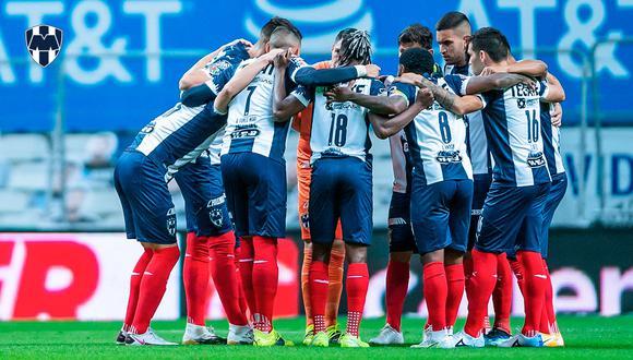 Monterrey vs. San Luis se vieron las caras este sábado por la jornada 13 de la Liga MX 2021 (Foto: @Rayados)