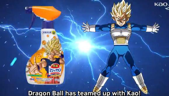 Dragon Ball Super | Vegeta en una promoción exclusiva para Japón