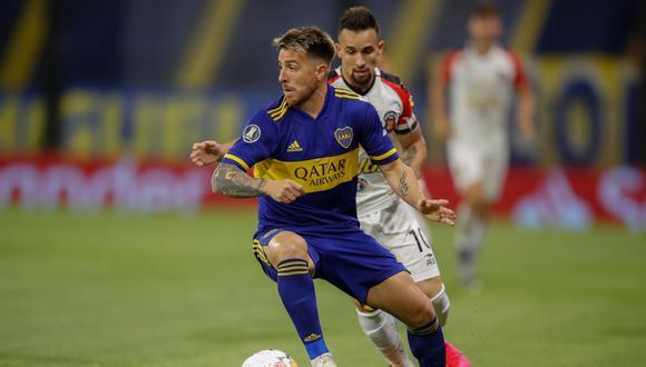 Boca Juniors y Caracas se enfrentaron por la Copa Libertadores. (Foto: AFP)