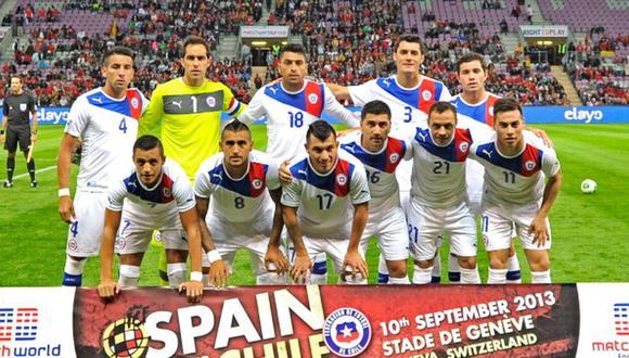 Chile debuta en Eliminatorias ante Uruguay. (Getty)