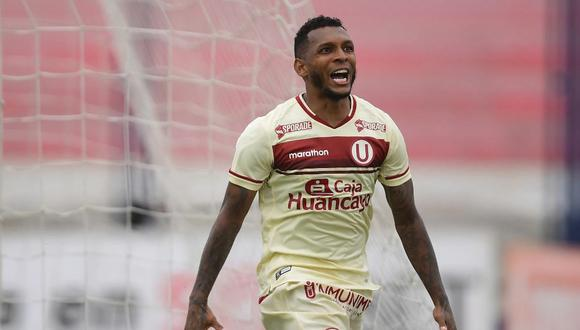 Alberto Quintero está disputando su quinta temporada con Universitario de Deportes. (Foto: Liga 1)
