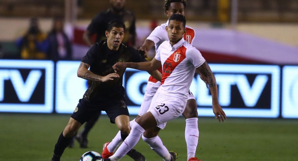 Perú vs. Costa Rica en el estadio Monumental en amistoso internacional (Foto: GEC)