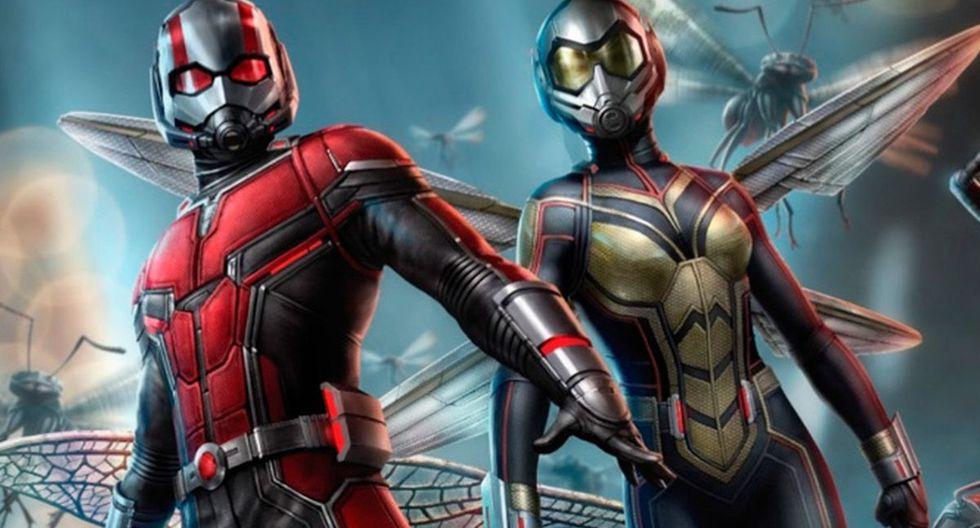 Ant-Man and The Wasp es la segunda entrega de la saga (Marvel)