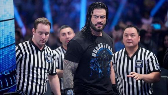 La razón por la que Roman Reigns se niega a pelear en WrestleMania 36 en plena pandemia de coronavirus. (WWE)