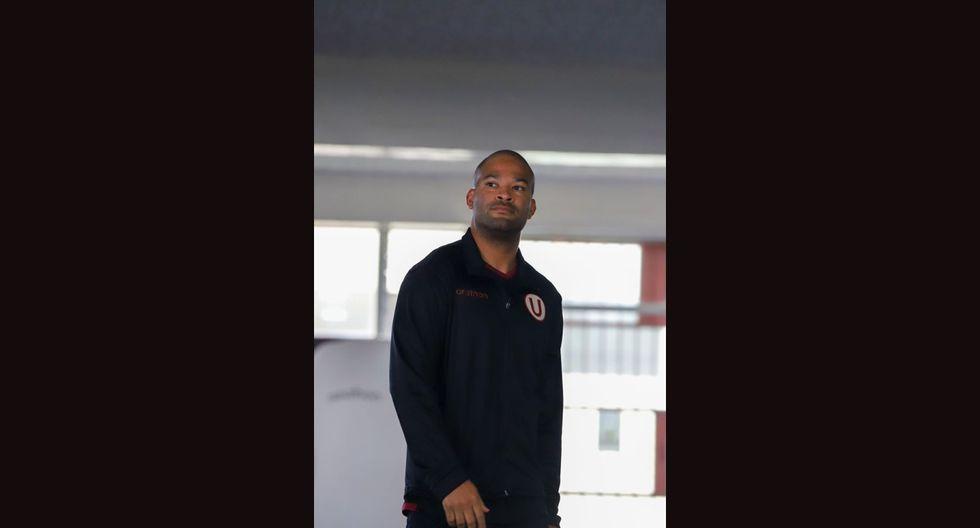 Alberto Rodríguez apareció en la pretemporada de Universitario. (Foto: Facebook)