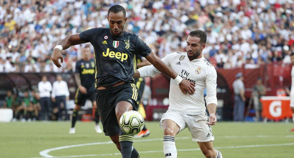 Real Madrid y Juventus juegan por la International Champions Cup. (Foto: AFP / Reuters)