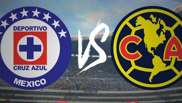 AQUÍ América vs. Cruz Azul EN VIVO y EN DIRECTO: mira los horarios y canales por Apertura 2019 Liga MX.