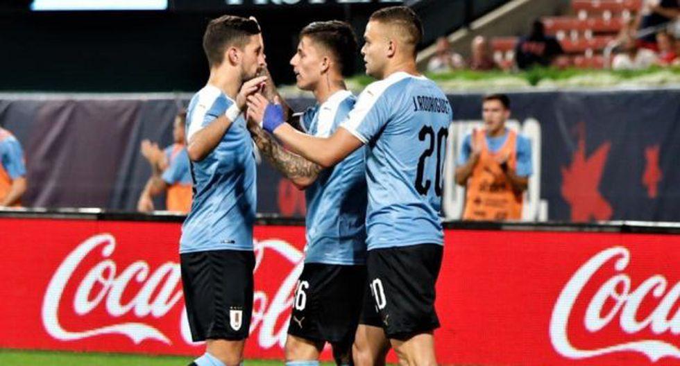 Uruguay vs Estados Unidos