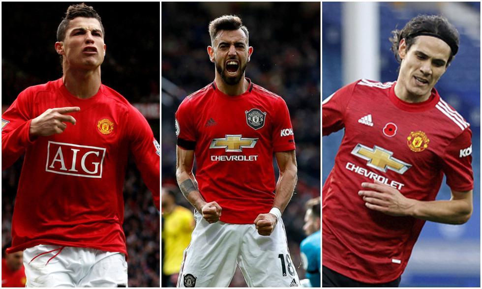 El once de ensueño del Manchester United 21-22