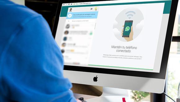 ¿Sabes en qué zona de tu computadora se guardan los documentos de WhatsApp Web? Aquí te lo decimos. (Foto: Mockup)