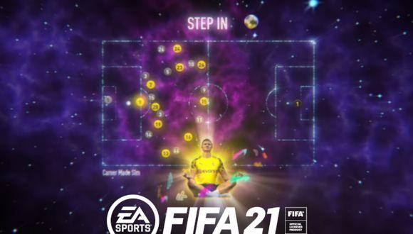 FIFA 21: modo carrera renovado, todo los cambios que llegarán a este modo de juego. (Foto: EA Sports)
