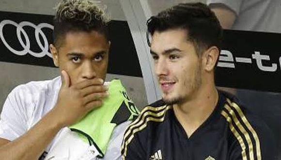 Mariano y Brahim no tienen chances de jugar en el Real Madrid de Zidane. (Foto: Getty)