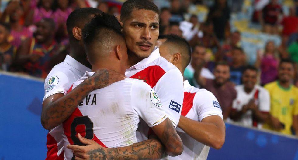 Perú vs. Bolivia desde el Maracaná por el grupo A de la Copa América (Foto: Reuters)