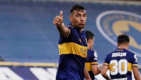 Boca Juniors vs. Huracán en La Bombonera por la Copa Diego Maradona. (Foto: Agencias)