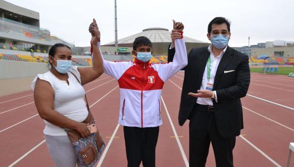 """Renzo Manyari: """"El Comité Olímpico Peruano promoverá la detección de talentos"""""""