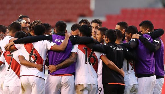 Conoce aquí las edades de la selección peruana. (Foto: @SeleccionPeru)
