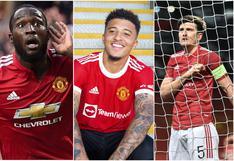 Jadon Sancho entró al podio: los fichajes más caros en la historia del Manchester United [FOTOS]