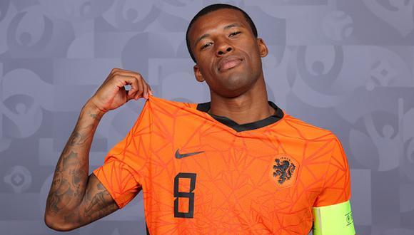 Wijnaldum fichó a mitad de semana por el PSG por tres temporadas. (Getty)
