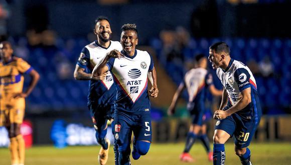 América vs. Tigres se vieron las caras este sábado por la jornada 14 de la Liga MX 2021 (Foto: @ClubAmerica)