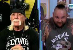 ¿Lo puso en su mira? Bray Wyatt amenazó a Hulk Hogan durante el SmackDown de Vancouver [VIDEO]