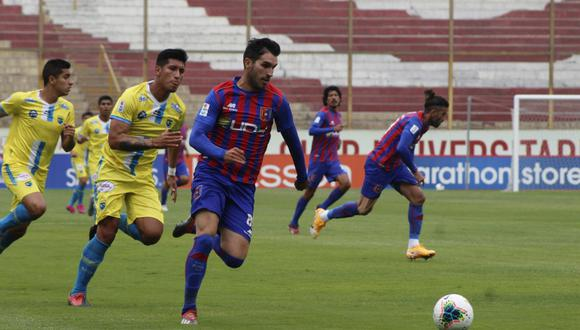 Alianza Lima y Carlos Stein se enfrentaron por la cuarta jornada de la Fase 2. (Foto: Liga 1)
